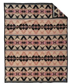 My next Pendleton purchase will be this amazing blanket.