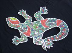 Muni's Mosaics   Geckos