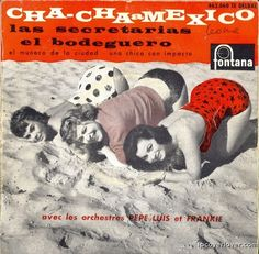 Apparently, In Mexico, the sand ants cha cha and you have to get real close to hear them.