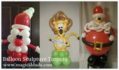Find the best Balloon Sculpture in Toronto, and make your event more entertaining. Get more details regarding our services by visiting us. http://www.magicalduda.com/