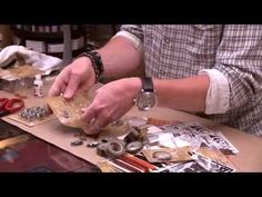 Tim Holtz - Exclusive Regions Beyond Collection & Texture Fades - YouTube