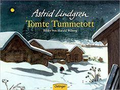 #Tomte Tummetott: Amazon.de: Astrid Lindgren, Harald Wiberg: Bücher #weihnachten #bücher #buchempfehlung (Werbelink)