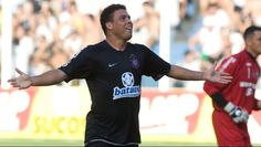Sport Club Corinthians Paulista - Há cinco anos, Ronaldo Fenômeno se aposentava do futebol com a camisa do Corinthians