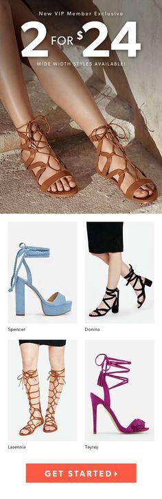 fce3bb4bd30 53 Best Heels & Sandals images in 2017 | Lace up sandals, Shoes ...