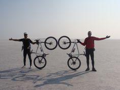 دو دوچرخه سوار Mountain Bike Tour, Mountain Biking, Iran, Cycling, Tours, In This Moment, Biking, Bicycling, Ride A Bike