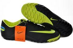 Nike Mercurial Glide III TF Noir