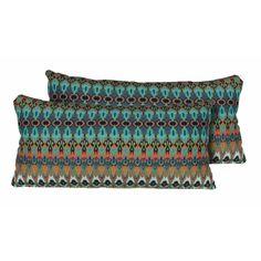 World Menagerie Elliott Indoor/Outdoor Lumbar Pillow & Reviews | Wayfair Decor Pillows, Fur Throw Pillows, Wool Pillows, Throw Pillow Sets, Outdoor Throw Pillows, Lumbar Pillow, Orange Pillow Covers, Orange Pillows, Cushions For Sale