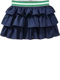 Nwt 3-6 Months Gymboree Malibu Cowgirl Tiered Blue Floral Woven Skirt Reliable Performance Clothing, Shoes & Accessories Girls' Clothing (newborn-5t)