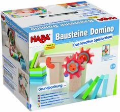 HABA 7081 - Bausteine, Grundpackung Domino, EUR 50,31