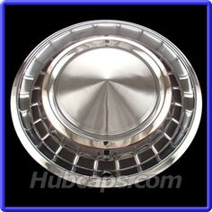 Plymouth Fury hubcap. (1958)