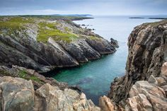 Newfoundland And Labrador's 12 Most Beautiful Places one of the twelve most beautiful places to visit in Newfoundland and Labrador – Bonavista Newfoundland Canada, Newfoundland And Labrador, Newfoundland Tourism, Newfoundland Icebergs, Newfoundland Recipes, Beautiful Places To Visit, Wonderful Places, Places To See, Gros Morne