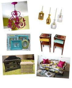 Upcycling Furniture | Mother Nature Inspired: Get on that Upcycling Train!