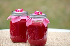 Watermelon Jelly Not Jam - An Experiment in Canning