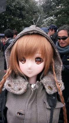 Mirai Suenaga Smart Doll by elquetv