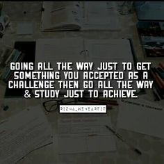 Study hard discovered by Rizha_weheartit on We Heart It