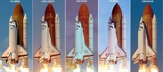 All Space Shuttles