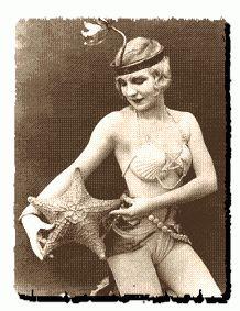 Women's & Men's Antique & Vintage Designer Clothing & Apparel from 1920's - 1930's