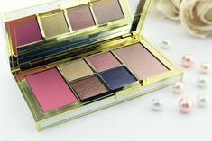 Check out the gorgeous Tom Ford Soleil Eye And Cheek Palette! With four shades of eyeshadow, one cheek colour, and one highlighter, it truly is everything you need in one palette. Eye Color, Lip Colors, Colour, Powder Foundation, Makeup Palette, Tom Ford, Eye Makeup, Toms, Eyeshadow