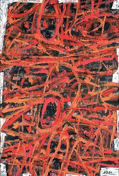 Idioplasm VI - Jean Dubuffet, 1984