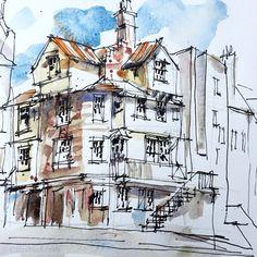 LizSteel-Edinburgh-JohnKnoxes-house