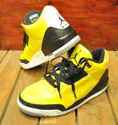 AJ3 Lightning Customs 2  The colorway of choice baby!