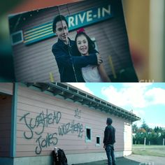 I cried real tears when I watched this     Riverdale Chapter 5 