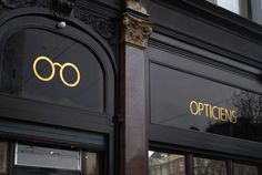 Opticiens. Design Inspiration: Amsterdam | design of here and there