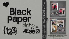 Black Paper Alpha