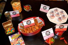 Jake & The Never Land Pirates Never Land Rescue Party ideas. #Disney #DIY