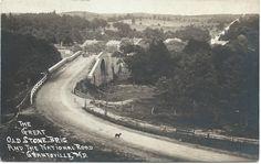 bridge garrett county 1919 history maryland | Historic Garrett County Stone Bridge Celebrates 200th Birthday