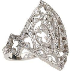 Cathy Waterman Diamond & Platinum...     $6,930.00