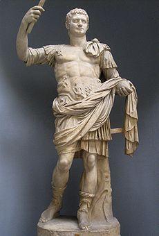 Domiciano. Emperador del Imperio Romano de la Dinastía Flavia, uno de los emperadores más odiados. Su muerte marcó el final de la Dinastía Flavia.