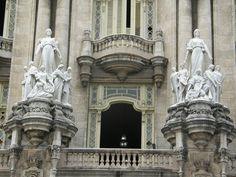 Gran Teatro de la Habana - La Habana Vieja, Cuba