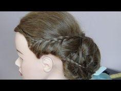 Esse video foi em resposta a um pedido. Esse penteado é muito popular e já vi vários outros tutoriais ensinando como fazer esse determinado penteado. E aqui é a minha versão! Esse look é elegante e perfeito para ocasiões formais.