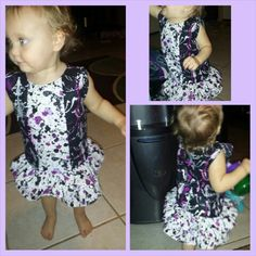 Girls dress Size 12-18 mo nTICing dEsigns