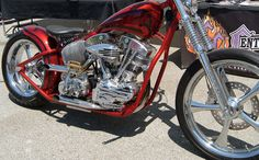 Custom Chopper 2 from Central Coast Cycles