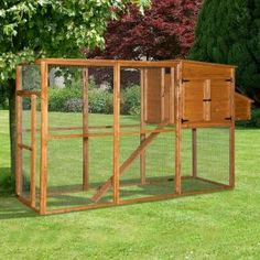 Our Annie Extra Large Hen House is perfect for your chickens. For as little as you can have a well built hen house for your chickens. Chicken Coop Large, Hen Chicken, Chicken Coops, Shooting Bench Plans, Rabbit Hutches, Hen House, Nesting Boxes, Animal House, Hens