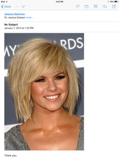 Love. Short hair google image search result.
