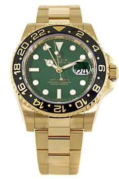 Rolex GMT-Master II Automatic 18k Yellow Gold Watch - 116718   Circa: 2008Bezel Function: Bi-directional Rotating 24 Hour BezelComplications: GMT DateFunctions and Features...  http://wkup.co/cash_back/NzgyNDE4MzU4/MTA0MTUwOQ==