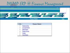 Finance Resource Management in Palpap ERP gathers financial data from various functional departments and generates valuable financial reports such as balance Sheet, Trial balance, General Ledgers, Quarterly Financial Reports, Account Statements, Gross Profit Analysis, Cost Center wise Analysis, profitability report, Asset and Depreciation Management, Tax Management  and many more