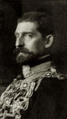"""carolathhabsburg: """"King Ferdinand of Romania when Crownprince. Romanian Royal Family, People Of Interest, Queen Mary, Central Europe, Royal Jewels, Ferdinand, The Past, Royalty, King"""