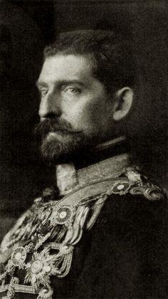 King Ferdinand of Romania when Crownprince. 1900s.