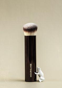 Le Grand Neutral Spotlight : Hourglass Vanish Seamless Finish Foundation Stick + Brush | legrandneutral.com