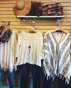 Get all wrapped up in these ivory favorites for the holidays. #ShopGeezLouise