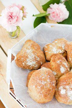 Pullahiiren leivontanurkka: Vinkit leivontaan Pretzel Bites, Hamburger, Bread, Drinks, Food, Mascarpone, Drinking, Beverages, Brot