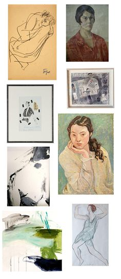 art collecting online @chairishco