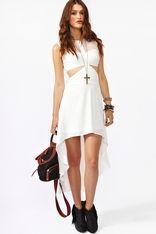 Ivana Cutout Dress