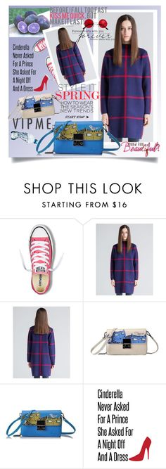 """""""VIPME 15."""" by lillili25 ❤ liked on Polyvore featuring Converse, women's clothing, women, female, woman, misses and juniors"""