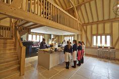 Cookery school oak frame Wood Working, Divider, Traditional, School, Frame, Kitchen, Room, Furniture, Ideas