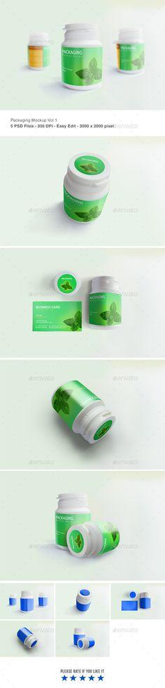 Packaging Mockup #design Download: http://graphicriver.net/item/packaging-mockup-vol-1/12141146?ref=ksioks